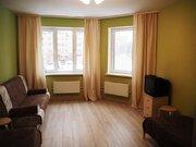 Продается Однокомнатная квартира в г. Пушкино. мкрн. Серебрянка д.46 - Фото 1