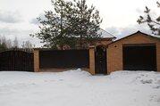 Новый кирпичный дом без внутренней отд. в Егорьевском р-не, д.Батраки. - Фото 1