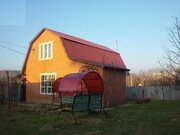 Кирпичный дом с отоплением + участок с беседкой, рядом с. Царево
