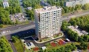 2-комн. квартира 63,37 кв.м. в доме комфорт-класса ЮАО г. Москвы - Фото 2