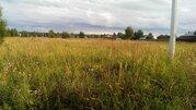 Участок 8 сот с газом в дер. Соболево, 56 км по Егорьевскому ш. - Фото 4