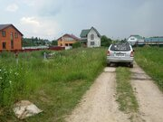 Продается земельный участок 6,5 соток под Обнинском,в деревне Кривское - Фото 5