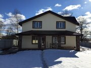 Продается новый 2-х уровневый дом д. Кузнецово - Фото 4