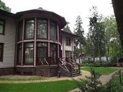 Загородный коттедж 900кв.м. На лесном участке 40 соток - Фото 2
