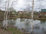 Продаётся участок 8 соток Каширский район, д.Романовское - Фото 1