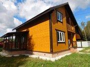 Дом с гаражом, зимним садом участок 10 сот в деревне Киевское шоссе - Фото 5
