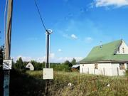 Участок 7 соток в деревне Аниково 10 км от Звенигорода. 50 км от МКАД.