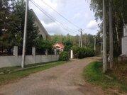 Лесной участок 15 соток в обжитом шикарном месте 5 км от г. Чехов - Фото 1