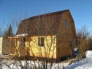 Продается новая дача, Серпуховский район, 60 км от МКАД - Фото 2
