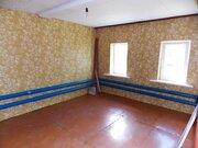 Двухкомнатный бревенчатый дом с гаражом в пос. Петровский - Фото 4