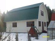Эксклюзив. Продаются два дома с баней в СНТ в деревне Верховье, ПМЖ.