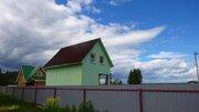 Новый дом в деревне Тендиково, черта Дмитрова - Фото 1