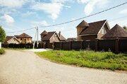 9 соток в готовом коттеджном поселке - Фото 1