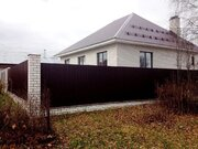 Новый кирпичный дом со всеми коммуникациями - Фото 1