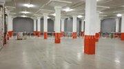 Аренда помещения пл. 1110 м2 под склад, аптечный склад, м. Царицыно в .