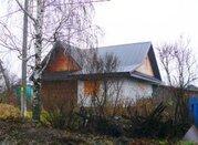 Новый рубленый дом с новой блочной пристр. в г. Чаплыгин Липецкой обл. - Фото 1
