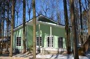 Дом 140 м. на лесном участке в д. Заовражье, ИЖС - Фото 1