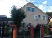 Продается жилой 3-х этажный дом в охраняемом пос.Ольгино - Фото 1