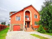 Продам дом 260кв.м. на 18 сотках д.Полушкино 16 км от МКАД - Фото 1