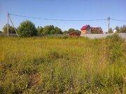 Участок 7,2 сот, Можайское ш,48 км от МКАД, д.Чапаевка, СНТ Поречье - Фото 2