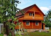 Продается новая дача 140 кв.м. в 85 км от МКАД по Ярославскому шоссе - Фото 1