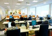 Офис 641м с мебелью в БЦ на Научном 19