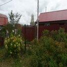 Участок 6 соток рядом с озером со старым домиком 55 км от Москвы - Фото 1