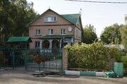 Кирпичный коттедж площадью 450 м.кв. - Фото 1