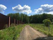 Земельный участок 12 соток в деревне Повадино - Фото 4