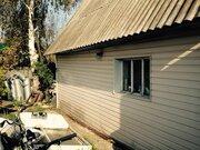 Продажа земельного участка 7 сот.лпх, со строением 40 м2, кирпич, баня - Фото 3