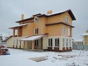 Новый кирпичный дом 350м2 на 9 сотках в 30 км от МКАД Новая Рига - Фото 3