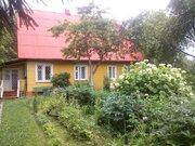Обустроенный дом на шикарном участке рядом с лесом - Фото 1