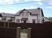 Продаётся новый дом 220 кв.м с участком 10 соток в посёлке Подосинки. - Фото 3