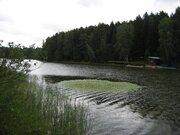 Земельный участок по базу отдыха 250 сот.Кривцово. Истринское водохр.