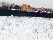 Продается земельный участок 15 соток в д. Устиновка Раменского района - Фото 1