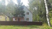 Купить дом из бруса в Чеховском районе д. Кузьмино-Фильчаково - Фото 2