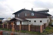Загородный коттедж, расположенный в деревне Осиновка - Фото 1