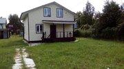 Дом 120 м2,6 соток, Лес, Озеро, СНТ Уголек - Фото 1