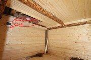 Продам рубленный новый дом(не дострой) в Лужском районе - Фото 5