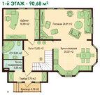 Удобный дом для круглогодичного проживания. Газ - Фото 4