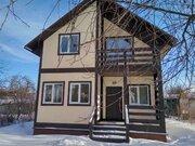 Зимний 2-эт. дом, 110 м.кв. - Фото 1