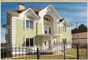 Дом 400м2 на участке 10 соток, Новая Москва, вблизи Красной Пахры