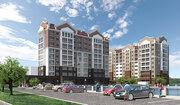 Двухкомнатная квартира на побережье в Зеленоградске.