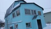Зимний дом 150кв.м+баня, с пропиской в новой Москве, Свитино(Вороново) - Фото 1