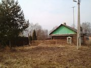 Участок Каширское шоссе, д. Юсупово, газ, свет, вода, ИЖС, 8 соток - Фото 1
