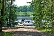 Элитный яхт-клуб на берегу Пироговского водохранилища