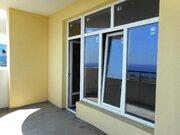 Просторная квартира в новом доме с красивым видом на море и горы.центр - Фото 3