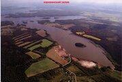 Участок 880 сот, на 1-й линии р.Волга, ИЖС, в окружении леса - Фото 1