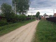Продаётся участок 12 соток в деревне Игумново Чеховского района - Фото 5