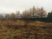 Земельный участок 14 с. поселок Мещерское, Чеховский район - Фото 4